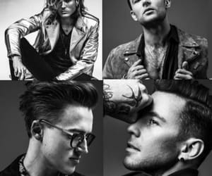 danny jones, dougie pointer, and harry judd image