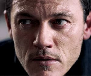 actor, funny face, and luke evans image