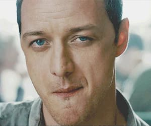 james mcavoy, actor, and funny face image