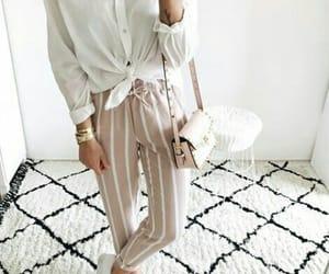 dressy pants, tie pants, and bow pants image