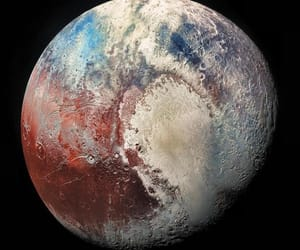 aesthetic, beautiful, and planet image