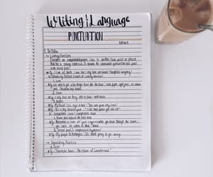 aesthetic, coffee, and notes image