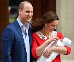 baby, britain, and family image