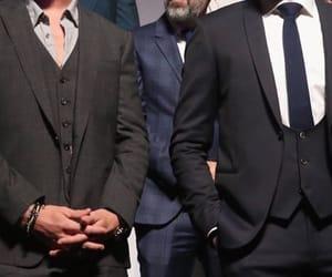 mark ruffallo, chris hemsworth, and tom hiddleston image