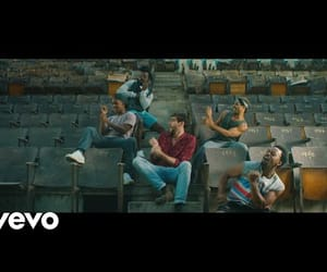 cancion, music, and video image