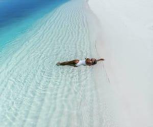 beach, Island, and beautiful image