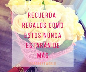 Detalles, flores, and lovemyfollowers image