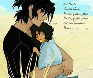 nico, will, and percy jackson image