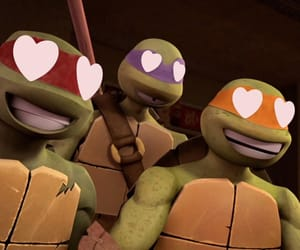 donnie, mikey, and tmnt 2012 image
