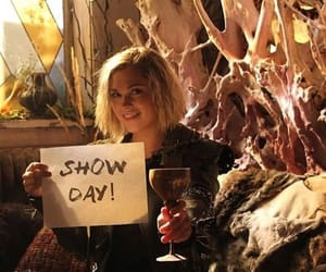 season5, eliza jane, and the100 image