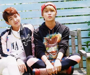 k-pop, ontae, and kpop image