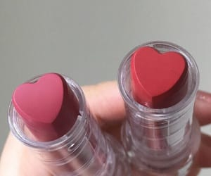 heart, estetica, and red image