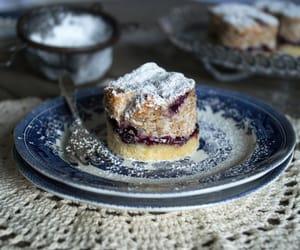 cake, chestnut, and dessert image