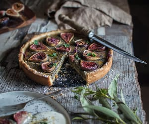 dessert, pastry, and pie image