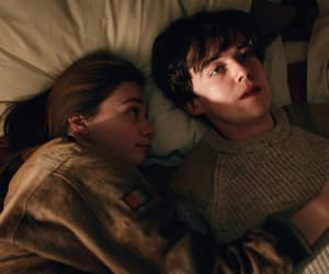 james, alex lawther, and jessica barden image