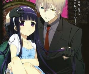 inu x boku ss and anime image