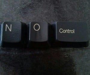 black, control, and keyboard image