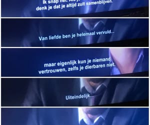 quotes, dutch, and liefde image