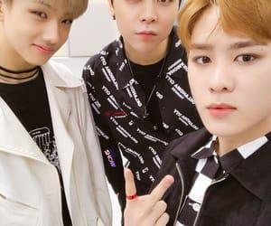 johnny, jisung, and nct image
