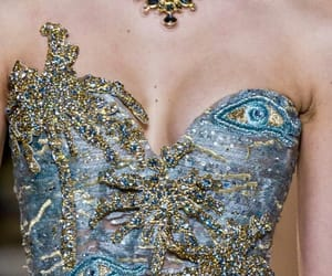 blue, body, and Couture image