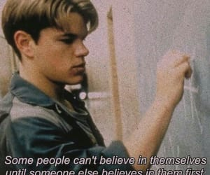 quotes, movie, and words image