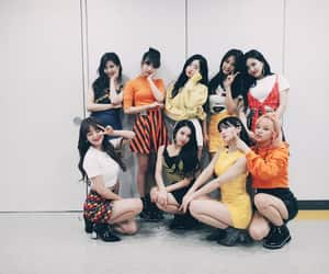 JYP, k-pop, and sana image