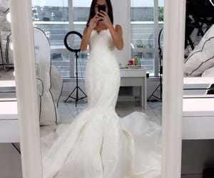 mariage, robe, and marier image