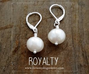 earrings, etsy, and kate middleton image
