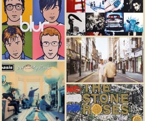band, oasis, and sound image