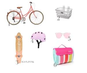 adventures, summer, and basket image