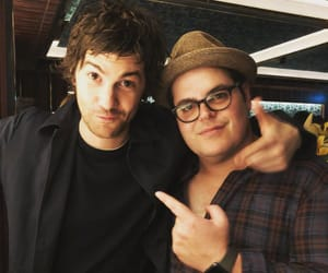 21, josh gad, and jim sturgess image