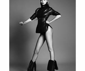 fashion, model, and voguejapan image