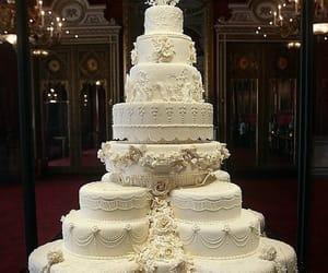 wedding, wedding cake, and cake image