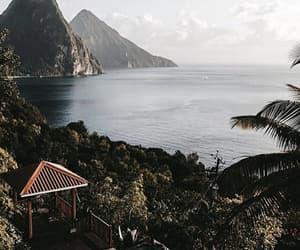 paradise, sea, and travel image