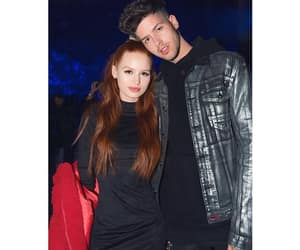 travis mills, madelaine petsch, and instagram image