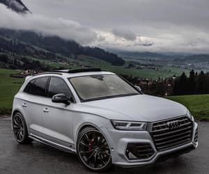 audi, white, and love image