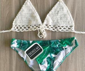 bikini, cool, and swimsuit image