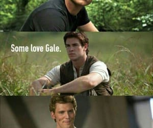 hunger games, josh hutcherson, and liam hemsworth image