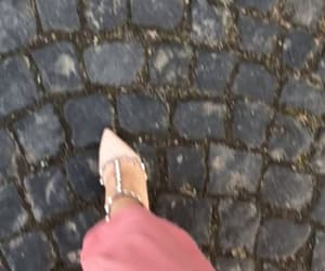 high heels, shoes, and snapchat image