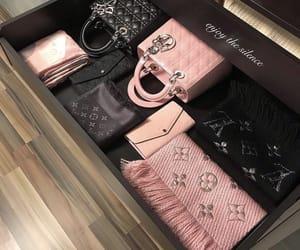 bag, closet, and dior image
