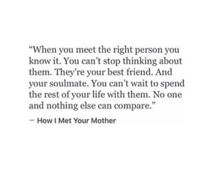 meant to be, someday, and someone image