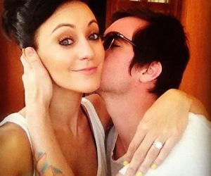baby, brendon urie, and couple image
