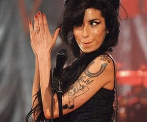 Amy Winehouse and dress image