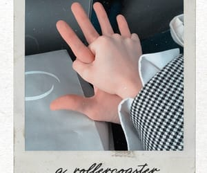 aesthetic, hands, and k-pop image