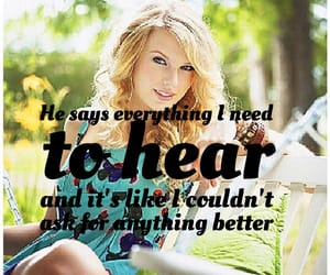 the way i loved you, easel, and Taylor Swift image