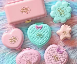 aesthetic, baby pink, and pastel colors image