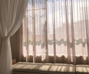 curtains, room, and tumblr image