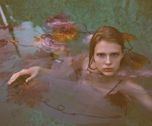 bayou, girl, and green image