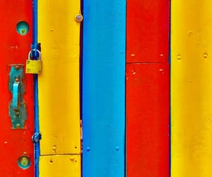 colors, doors, and primary image