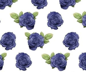 flowers, pattern, and wallpaper image